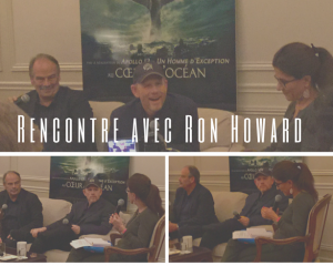 ron howard rencontre